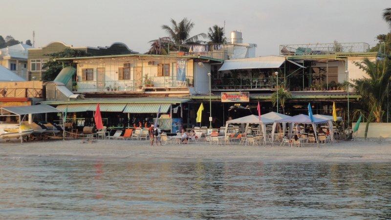 Johan's Dive and Beach Resort, Baloy Beach