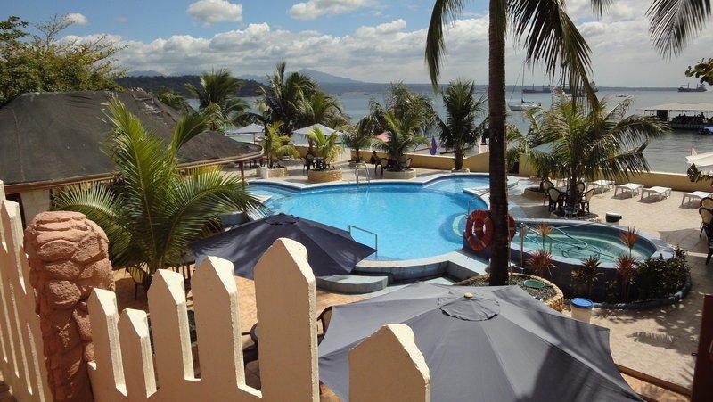 Treasure Island Beach Resort Philippine Photos