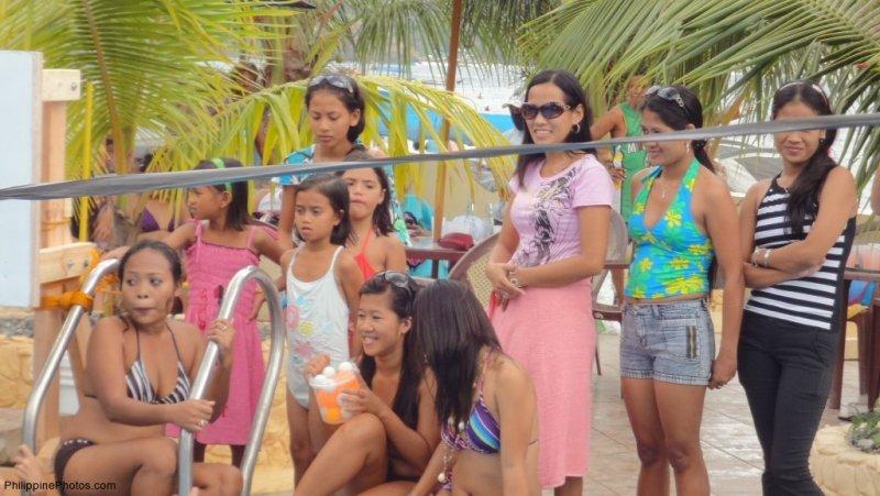 Treasure Island Beach Resort Pool Party, Baloy Beach, Barrio Barretto, Subic, Zambales, Philippines