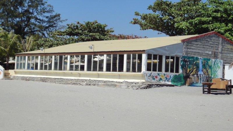 Wild Orchid Resort on Baloy Beach